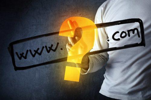 10 советов по выбору лучшего доменного имени для вашего сайта